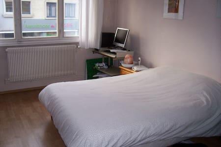 Chambre dans maison avec jardin - Éperlecques - Дом