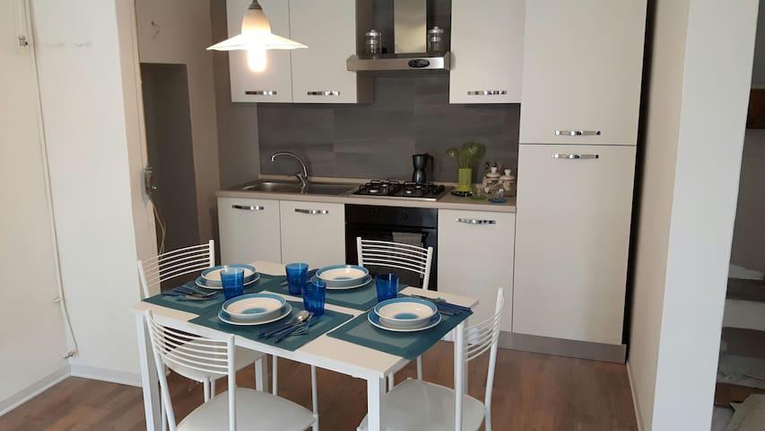 Casa Simona Lago Maggiore - Cuvio - Apartamento