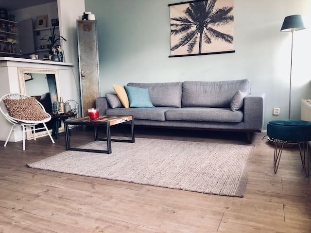 Lovely Apartment, Close to Centre and Utrecht CS.