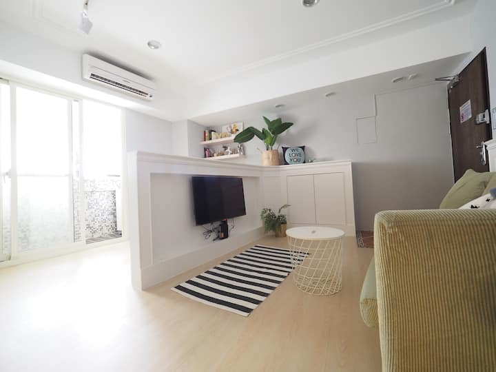 HOT!Simple style 1 minute to  MRT Station