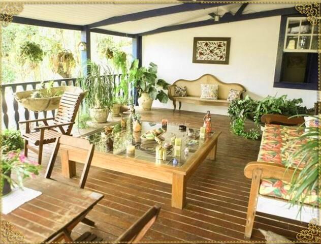 Ideal para famílias - Fazenda Colonial do Sec. XIX