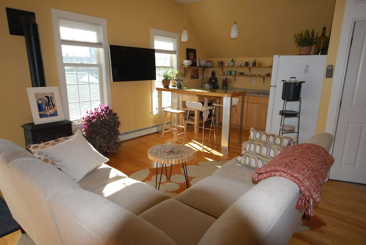 Downtown Kennebunk Studio - Kennebunk - Loft