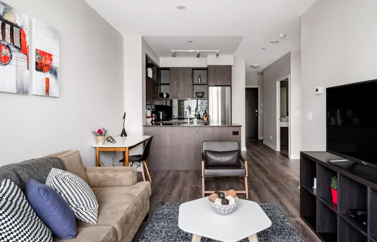Sophisticated Condominium In The Heart of Downtown Toronto