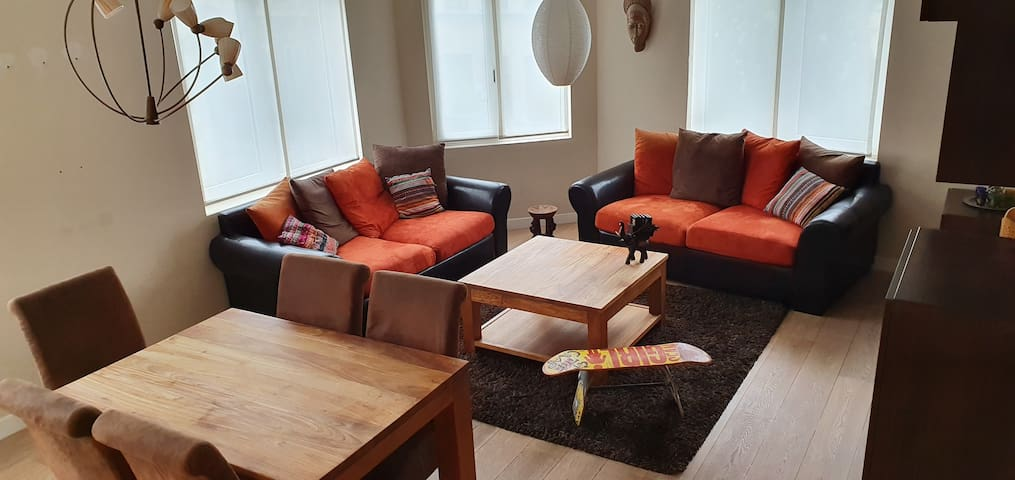 cosy appartement near trainstation