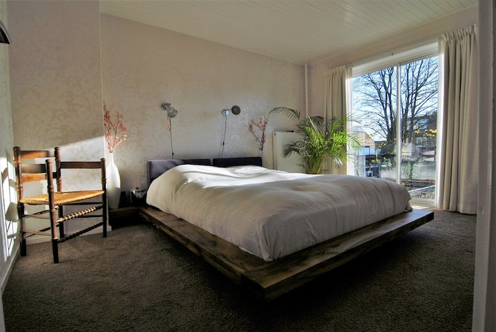 1 or 2 bedrooms in comfortable home