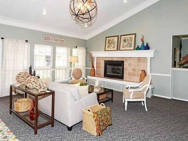 Cozy cottage - Amarillo - Flat