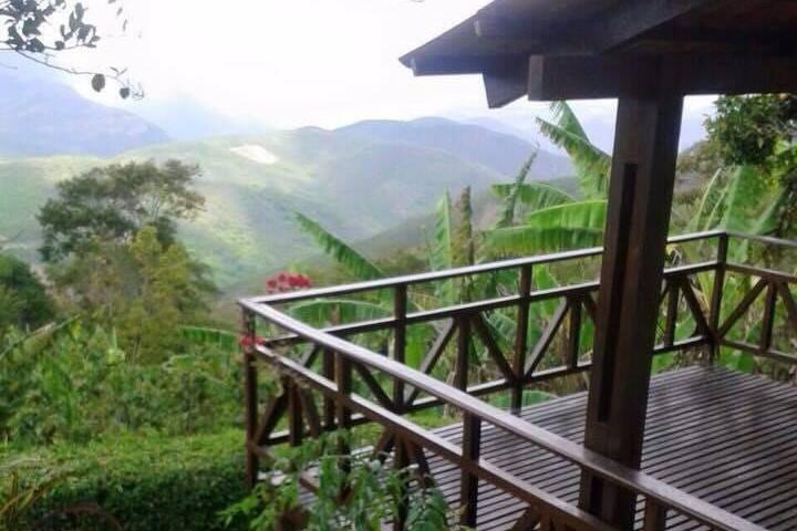 A mais linda vista de Guaramiranga