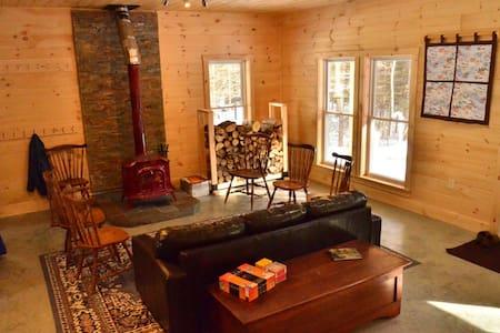 Peaceful Woodland Bunkhouse - Charleston - Cabin