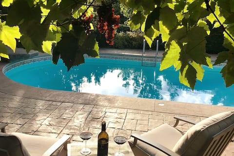 Penticton Poolside Retreat
