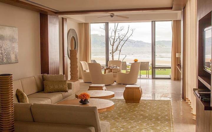 Amazing Hyatt Villa 3BR in Danang  For Family