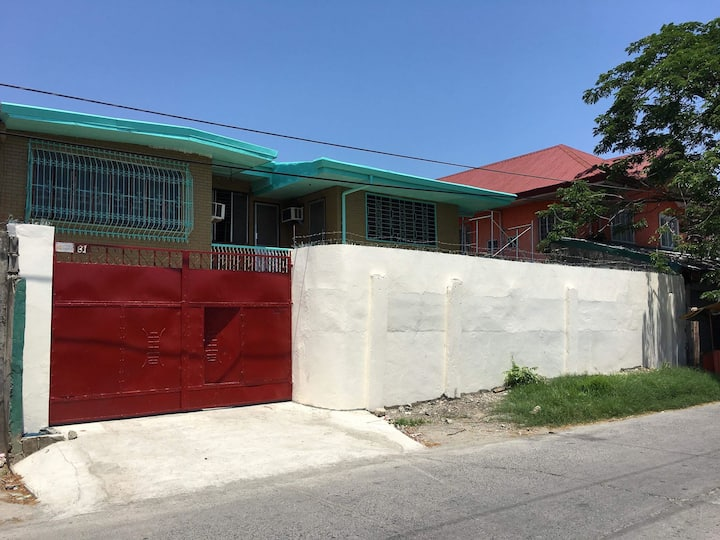 house and lot for lease