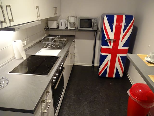 Apartment LONDON by the Black Forest