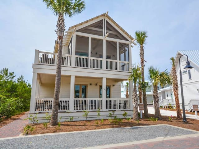 Emerald Escape @ Prominence-4bdrm home/bike rental - Rosemary Beach - House