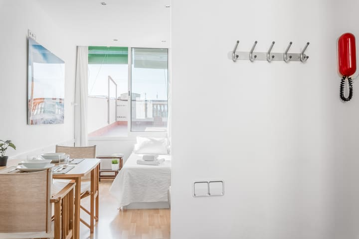 Perfect Penthouse for your holidays in Barcelona