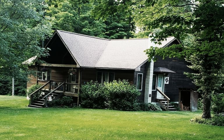 Peaceful Mountain Cabin *pet & horse friendly