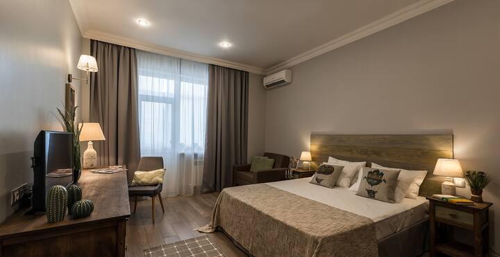 Apart-hotel MATTO D'Art room Deluxe 46m2