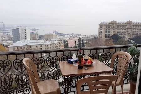 Apartament NEAR FLAME TOWERS IN BAKU..1