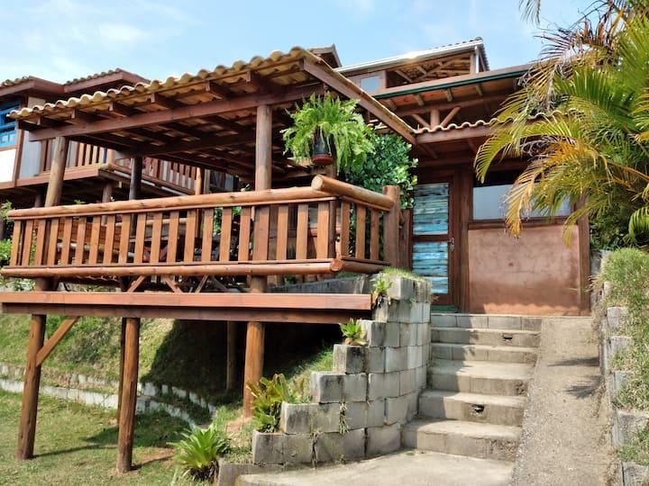 Cabana verde loft Morada Bossanova