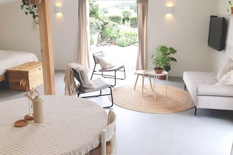 Nieuwe Studio met tuin in Oudewater