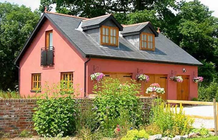 The Loft at Duffryn Mawr Cottages