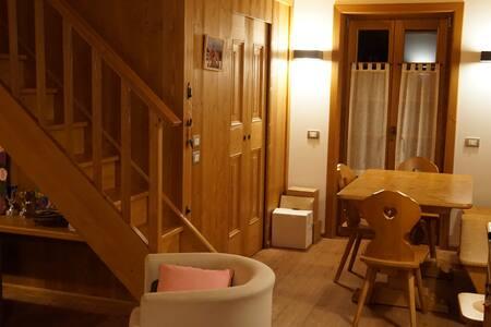 Beautiful Chalet in Cortina d'Ampezzo, Dolomiti; - Cortina d'Ampezzo - Cabin