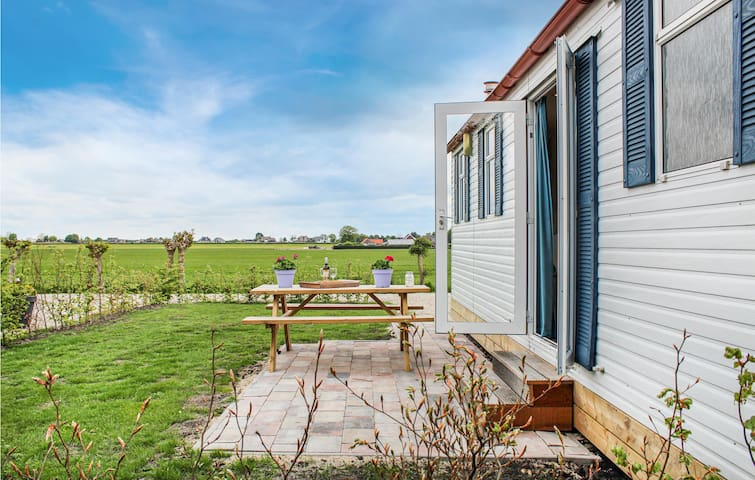 Mobil home with 3 bedrooms on 31m² in Woubrugge