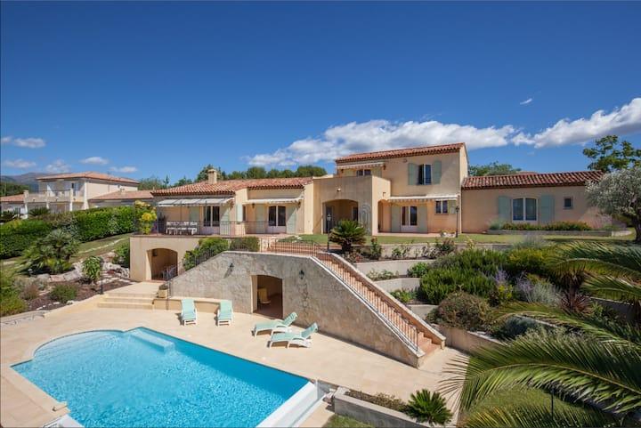 Villa Renca mit wunderschönem Meerblick