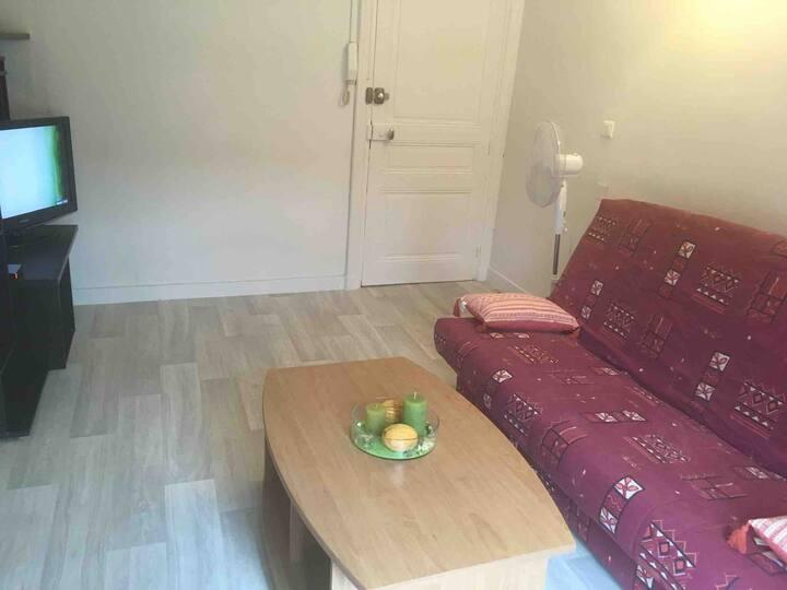 Appartement simple et confortable