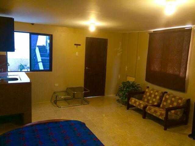 Cómoda Habitación, baño privado.