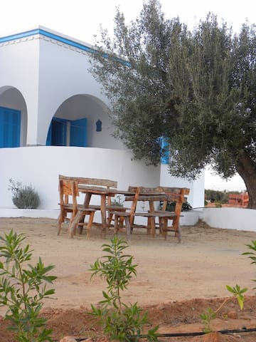 ches fertani - Djerba Midoun - Byt se službami (podobně jako v hotelu)