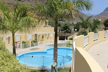 Apartment with shared pool - Puerto de Mogan