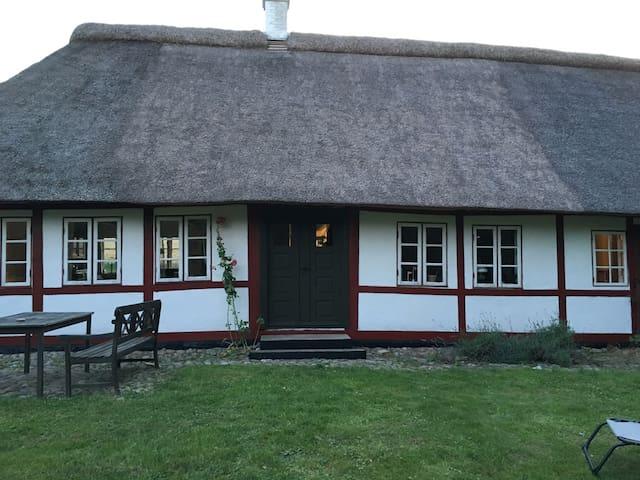 Dejligt bondehus i skøn natur - Humble - House