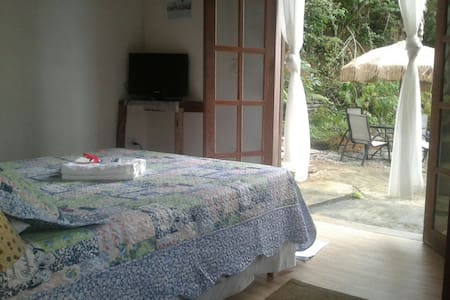 The most beautiful view of Paraty-Privite suite
