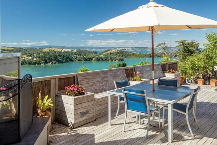 Twin Views - Waiheke Escapes