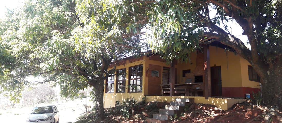 Rancho Alegre - - Sítio da Moenda - Cottage