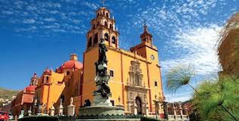 Guanajuato, Marfil, Silao - Marfil - Hus