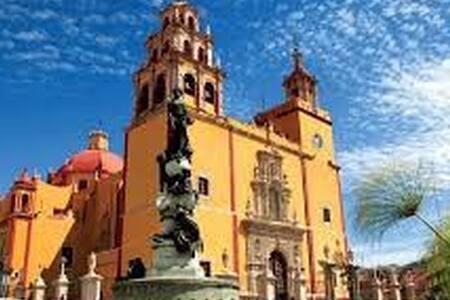 Guanajuato, Marfil, Silao - Marfil