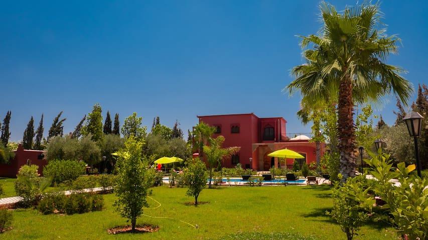 Palais Chehrazad Marrakech - Suite familiale