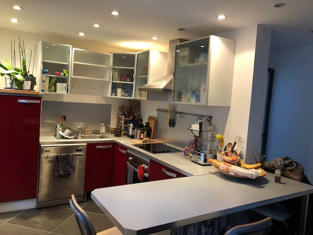 Appartement T2-T3 Calme-23min de Paris
