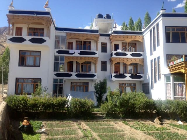 DREAM LADAKH family GUEST HOUSE - Leh - Haus