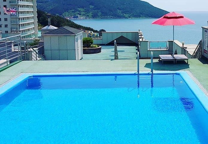Geoje foreigners Rental House - WOTER PRONT