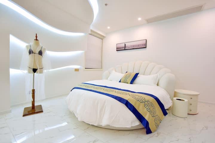 徐州最给力的主题酒店:舒格主题酒店的X-ART房型