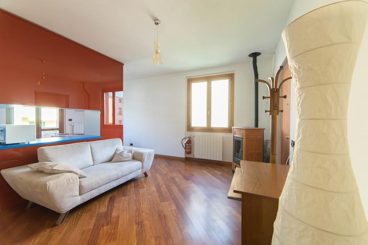 Cosy Apartment in Sarnico - Sarnico - Huoneisto