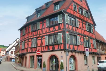 Holiday apartment with 1 bedroom on 49m² in Molsheim