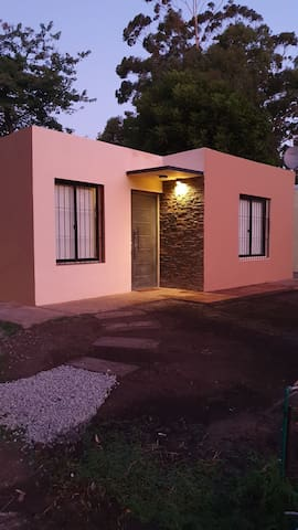 Casa nueva en Balneario Ferrando,2 dormitorios