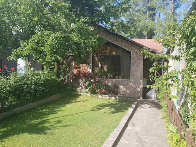 Double story villa in Murree