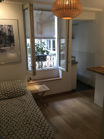 Beautifull little studio in the heart of le Marais