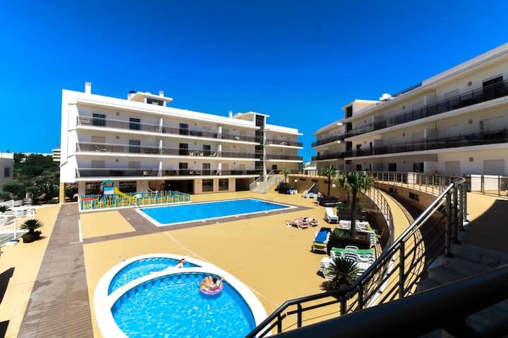 Apartment Sea View in city Albufeira