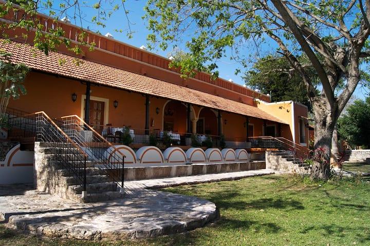 Hacienda Unique Experience 10 min Mérida and Beach