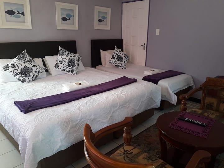 Village Court - Purple Room